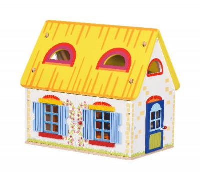 goki Ляльковий будиночок з меблями