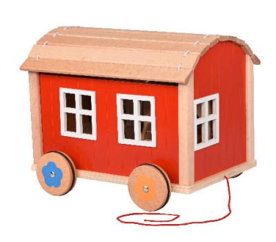 goki Кукольный домик Тележка пилигримов
