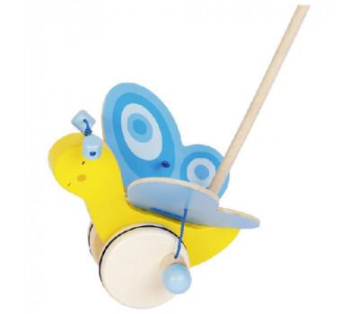 goki Іграшка-штовхач Метелик