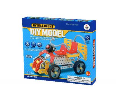 Same Toy Конструктор металевий (175 ел.)