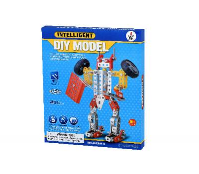 Same Toy Конструктор металлический (206 эл.)