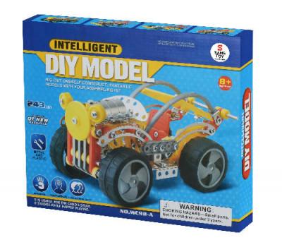 Same Toy Конструктор металевий (243 ел.)