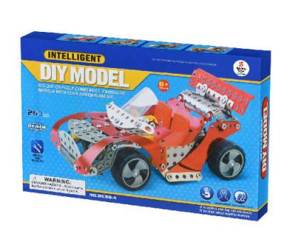 Same Toy Конструктор металлический (263 эл.)