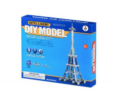 Same Toy Конструктор металлический - Эйфелева башня (352 эл.)