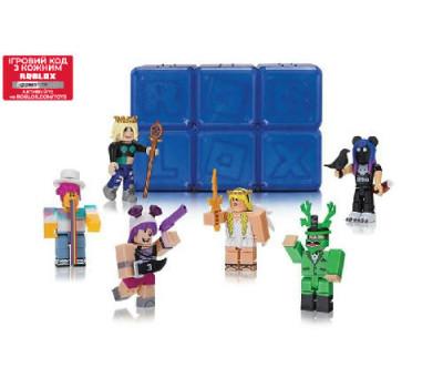 Roblox Ігрова колекційна фігурка Mystery Figures Sapphire S2