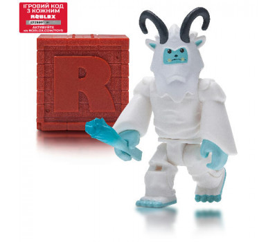 Roblox Ігрова колекційна фігурка Mystery Figures Brick S4
