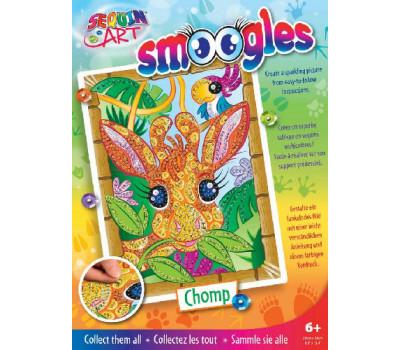 Sequin Art Набор для творчества SMOOGLES Жираф