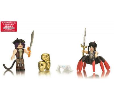 Roblox Ігрова колекційна фігурка Game Packs Neverland Lagoon: Salameen the Spider Queen