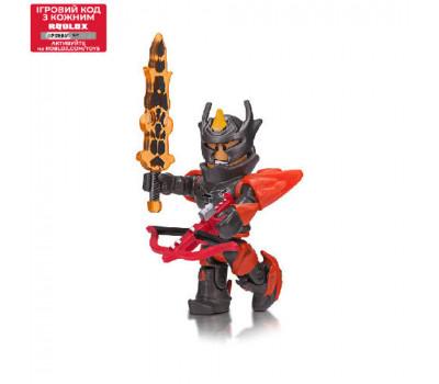 Roblox Игровая коллекционная фигурка Сore Figures Flame Guard General