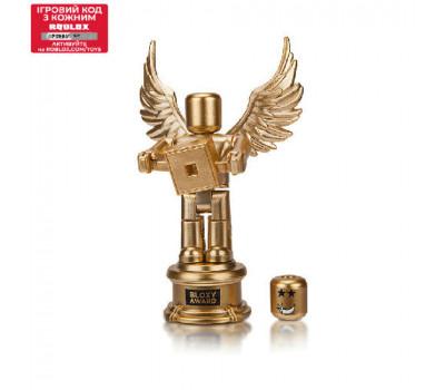 Roblox Игровая коллекционная фигурка Сore Figures Golden Bloxy Award