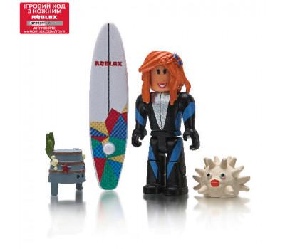 Roblox Игровая коллекционная фигурка Сore Figures Sharkbite Surfer
