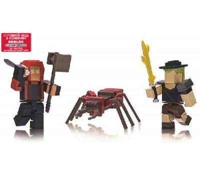 Roblox Игровая коллекционная фигурка Game Packs Fantastic Frontier, набор 2 шт.