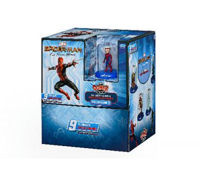 Domez Коллекционная фигурка Marvel's Spider-Man Far From Home S1 (1 фигурка)