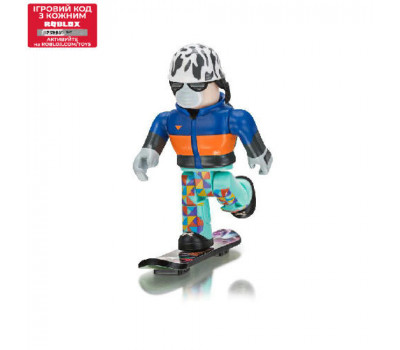 Roblox Игровая коллекционная фигурка Core Figures Shred: Snowboard Boy W6
