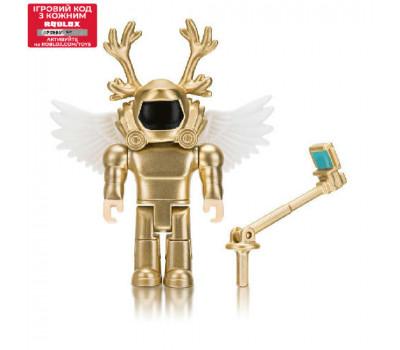 Roblox Игровая коллекционная фигурка Core Figures Simoon68, Golden God W6