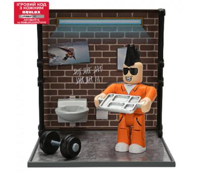 Roblox Игровая коллекционная фигурка Desktop Series Jailbreak: Personal Time W6
