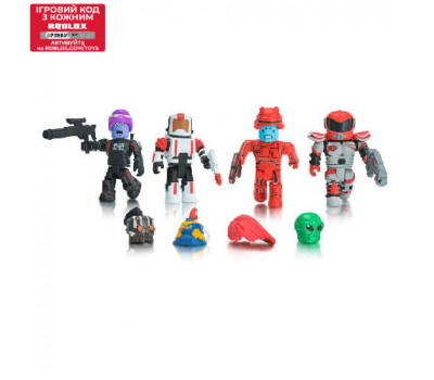 Roblox Ігрова колекційна фігурка Mix & Match Set Star Commandos W6