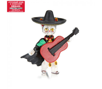 Roblox Игровая коллекционная фигурка Imagination Figure Pack Lucky Gatito W7
