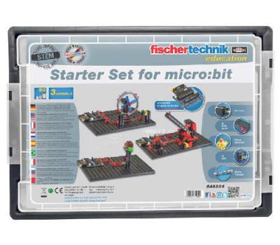 fischertechnik STEM Стартовий набір для micro: bit