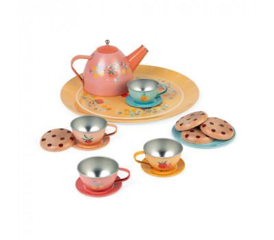Janod Игровой набор - Чайный сервиз