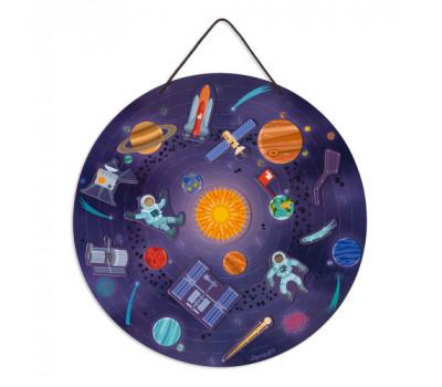 Janod Магнітна карта - Сонячна система