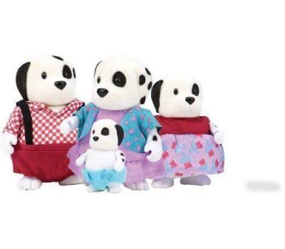 Li`l Woodzeez Набір фігурок - Сім'я Собак