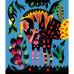 Janod Скрейтч-картки Пони и единороги