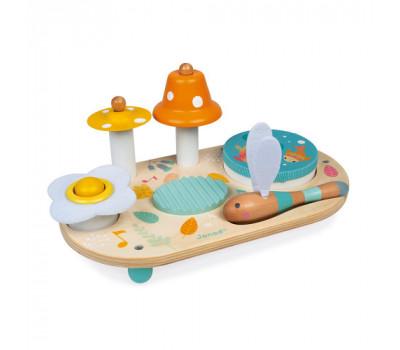 Janod Развивающая игрушка Pure - Музыкальный столик